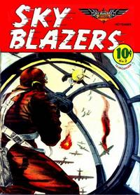 Cover Thumbnail for Sky Blazers (Hawley, 1940 series) #2
