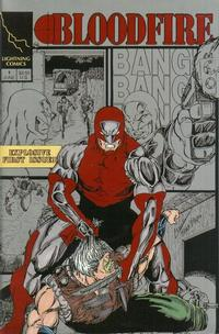 Cover Thumbnail for Bloodfire (Lightning Comics [1990s], 1993 series) #1