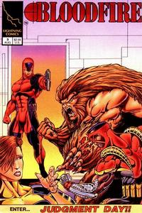 Cover Thumbnail for Bloodfire (Lightning Comics [1990s], 1993 series) #3