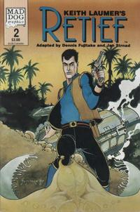 Cover Thumbnail for Keith Laumer's Retief (Mad Dog Graphics, 1987 series) #2
