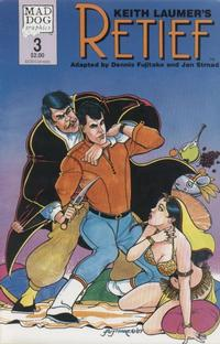 Cover Thumbnail for Keith Laumer's Retief (Mad Dog Graphics, 1987 series) #3