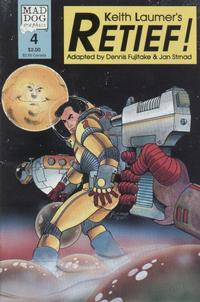 Cover Thumbnail for Keith Laumer's Retief (Mad Dog Graphics, 1987 series) #4