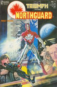 Cover Thumbnail for New Triumph (featuring Northguard) (Matrix Graphic Series, 1984 series) #1