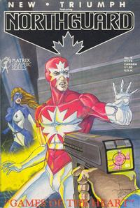 Cover Thumbnail for New Triumph (featuring Northguard) (Matrix Graphic Series, 1984 series) #5