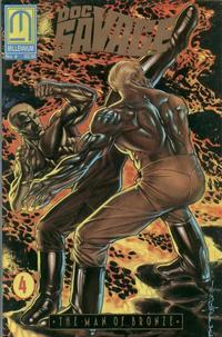 Cover Thumbnail for Doc Savage: The Man of Bronze (Millennium Publications, 1991 series) #4