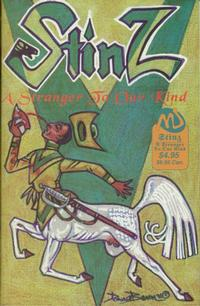 Cover Thumbnail for Stinz: A Stranger to Our Kind (MU Press, 1997 series)