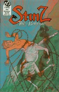 Cover Thumbnail for Stinz: The Bobwar (MU Press, 1995 series)