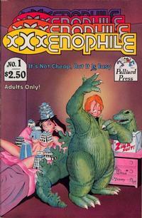 Cover Thumbnail for Xxxenophile (Palliard Press, 1989 series) #1