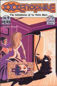 Cover Thumbnail for Xxxenophile (Palliard Press, 1989 series) #9