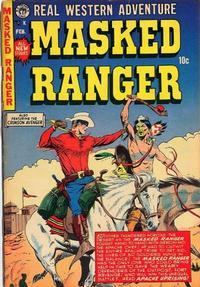 Cover Thumbnail for Masked Ranger (Premier Magazines, 1954 series) #6