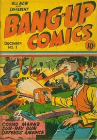 Cover Thumbnail for Bang-Up Comics (Progressive Publishers, 1941 series) #1