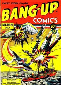 Cover Thumbnail for Bang-Up Comics (Progressive Publishers, 1941 series) #2