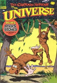Cover Thumbnail for The Cartoon History of the Universe (Rip Off Press, 1978 series) #2 [1st Print]