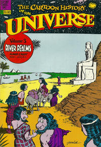 Cover Thumbnail for The Cartoon History of the Universe (Rip Off Press, 1978 series) #3 [1st Print]