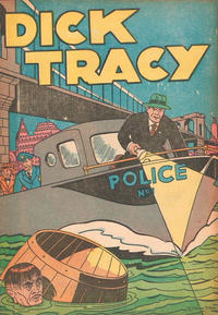 Cover Thumbnail for Dick Tracy [Popped Wheat Giveaway] (Sig Feuchtwanger, 1947 series)