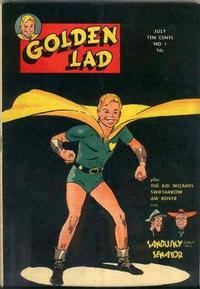 Cover Thumbnail for Golden Lad (Spark Publications, 1945 series) #1