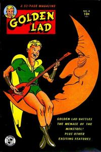 Cover Thumbnail for Golden Lad (Spark Publications, 1945 series) #4