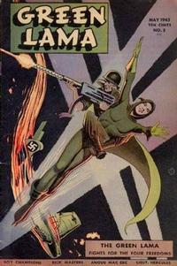 Cover Thumbnail for Green Lama (Spark Publications, 1944 series) #5