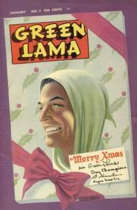 Cover Thumbnail for Green Lama (Spark Publications, 1944 series) #7