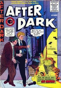 Cover Thumbnail for After Dark (Sterling, 1955 series) #8