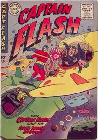 Cover Thumbnail for Captain Flash (Sterling, 1954 series) #4