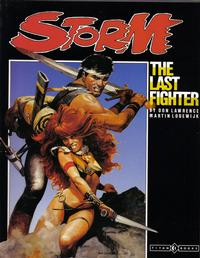 Cover Thumbnail for Storm, the Last Fighter (Titan, 1987 series) #[nn]