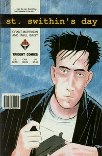 Cover Thumbnail for St. Swithin's Day (Trident, 1990 series)