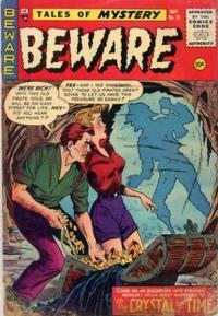 Cover Thumbnail for Beware (Merit, 1955 series) #15