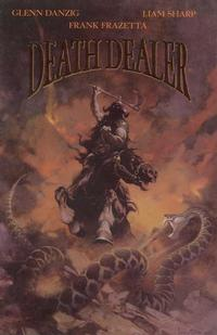Cover Thumbnail for Death Dealer (Verotik, 1995 series) #2