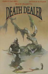 Cover Thumbnail for Death Dealer (Verotik, 1995 series) #4