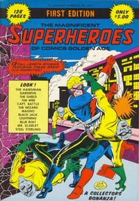 Cover Thumbnail for Magnificent Superheroes of Comics Golden Age (Vintage Features, 1979 series) #1