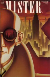 Cover Thumbnail for Mister X (Vortex, 1984 series) #3