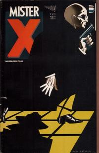 Cover Thumbnail for Mister X (Vortex, 1984 series) #4