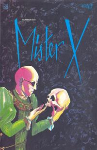 Cover Thumbnail for Mister X (Vortex, 1984 series) #6