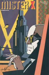 Cover Thumbnail for Mister X (Vortex, 1984 series) #7