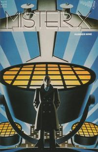 Cover Thumbnail for Mister X (Vortex, 1984 series) #9