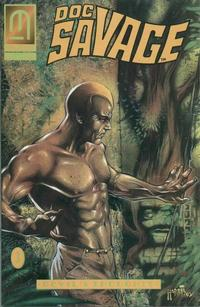 Cover for Doc Savage: Devil's Thoughts (Millennium Publications, 1992 series) #3