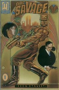 Cover Thumbnail for Doc Savage: Doom Dynasty (Millennium Publications, 1992 series) #1
