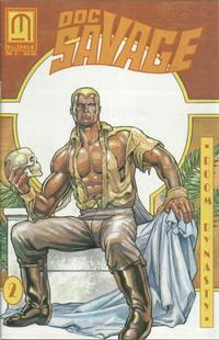 Cover Thumbnail for Doc Savage: Doom Dynasty (Millennium Publications, 1992 series) #2