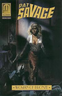 Cover Thumbnail for Pat Savage: The Woman of Bronze - Family Blood Special (Millennium Publications, 1992 series) #1