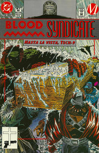 Cover Thumbnail for Blood Syndicate (DC, 1993 series) #5 [Direct]