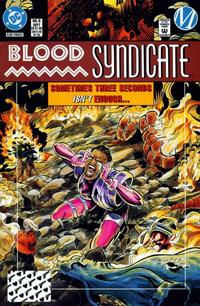 Cover Thumbnail for Blood Syndicate (DC, 1993 series) #6 [Direct]