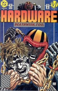 Cover Thumbnail for Hardware (DC, 1993 series) #6