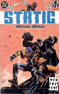 Cover Thumbnail for Static (DC, 1993 series) #3