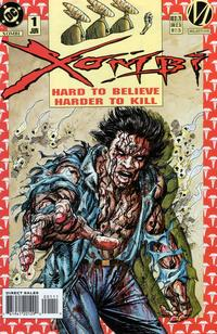 Cover Thumbnail for Xombi (DC, 1994 series) #1 [Direct Sales]