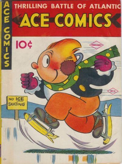 Cover for Ace Comics (David McKay, 1937 series) #59