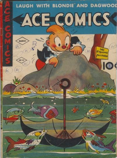Cover for Ace Comics (David McKay, 1937 series) #60