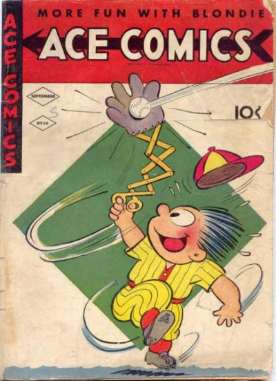 Cover for Ace Comics (David McKay, 1937 series) #66