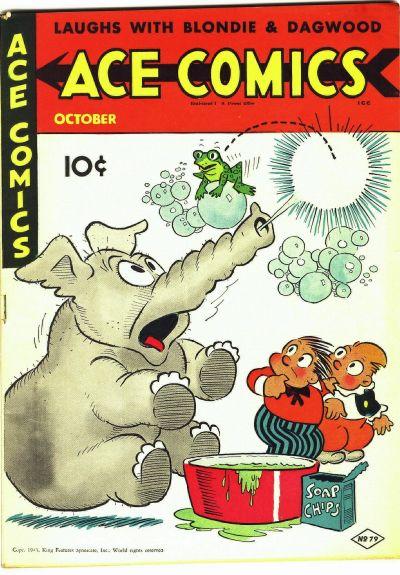 Cover for Ace Comics (David McKay, 1937 series) #79