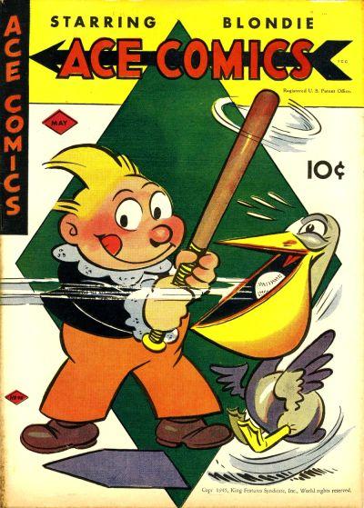 Cover for Ace Comics (David McKay, 1937 series) #98
